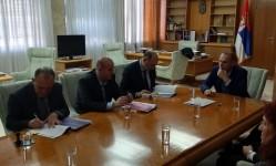 potpisivanje PKU Sindikat zdravstva Srbije 28 12 2018 1